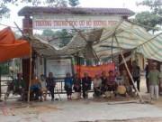 Giáo dục - du học - Vụ gần 600 học sinh nghỉ học: Bắt 4 người gây rối, cản trở