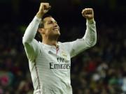 Bóng đá - Đã hết từ để miêu tả về Ronaldo