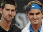 """Thể thao - Federer & Djokovic tạo """"bão"""" ở Ấn Độ"""