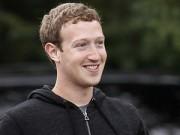 Tài chính - Bất động sản - CEO Facebook kỷ niệm sinh nhật lần thứ 30 thế nào?