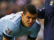 Bóng đá - Tin HOT tối 7/12: Man City đón tin dữ với Aguero