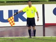 AFF CUP 2014 - Dấu hỏi về trọng tài Trung Quốc ở trận Malaysia-Việt Nam