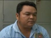 Video An ninh - Lật mặt gã đại úy công an dỏm