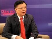 Tài chính - Bất động sản - Bộ trưởng Bộ Tài chính mừng vì lạm phát thấp