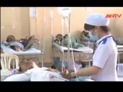 """Video An ninh - """"Xe điên"""" tông vào lực lượng tuần tra: 9 người thương vong"""