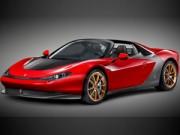 Ô tô - Xe máy - Ferrari Sergio: Siêu xe mui trần giá ngất ngưởng