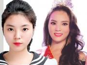 """Làm đẹp - Mỹ nhân Việt bị """"dìm nhan sắc"""" vì lỗi trang điểm"""