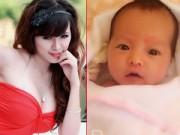 Bạn trẻ - Cuộc sống - Hot girl Mai Thỏ đã sinh con gái đầu lòng