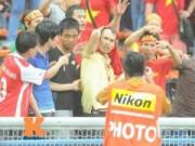 Bóng đá Việt Nam - VFF: Kẻ hành hung CĐV Việt Nam phải bị trừng trị