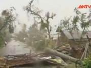 Video An ninh - Clip: Bão Hagupit càn quét Philippines