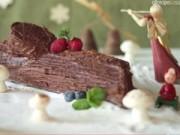 Ẩm thực - Công thức làm bánh khúc cây Giáng Sinh