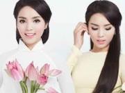 Thời trang - Ảnh đẹp mới nhất của tân Hoa hậu Việt Nam 18 tuổi