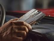 "Thời trang Hi-tech - ""Siêu smartphone"" Lamborghini Tauri 88 giá 6.000 USD"