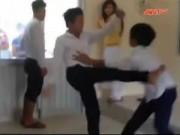 Video An ninh - Cảnh báo tình trạng học sinh hành xử theo kiểu xã hội đen