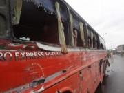 Tin tức trong ngày - Tài xế xe tải say rượu gây tai nạn, 16 người bị thương