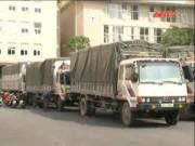 Thị trường - Tiêu dùng - HN: Chặn đứng 9 xe chở hàng lậu từ biên giới