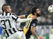 Bóng đá Ý - Juventus - Atletico: May mắn đồng hành