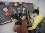 Bạn trẻ - Cuộc sống - SV tổ chức đám cưới, đám tang giả để trải nghiệm