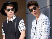 Thời trang - Stylist của Minh Hằng gợi ý mặc tối giản với trắng đen