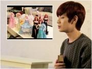 Đào Bá Lộc khoe bộ sưu tập búp bê Barbie