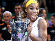 Thể thao - Serena Williams trên con đường trở thành vĩ đại nhất