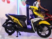 Tin tức ô tô - xe máy - Ngắm chi tiết xe tay ga giá rẻ Yamaha Mio M3 125