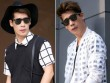 Stylist của Minh Hằng gợi ý mặc tối giản với trắng đen