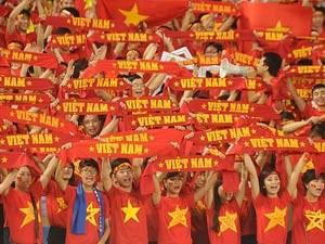 Thơ của cổ động viên trước trận Việt Nam - Malaysia