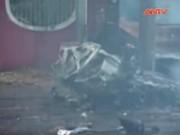 Video An ninh - Philippines: Đánh bom xe bus, ít nhất 26 người thương vong