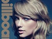Taylor Swift 5 tuần liên tiếp thống trị No.1 Billboard