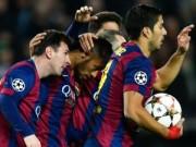 Bóng đá - Messi – Suarez – Neymar tỏa sáng: Đây mới là Barca!
