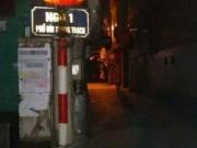 Video An ninh - Hà Nội: Nổ súng trong đêm, 4 người bị thương
