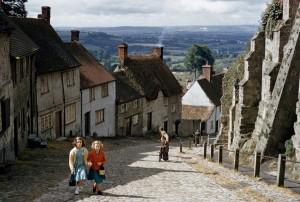 Du lịch - Đến Anh, bước trên con đường rải sỏi đẹp như tranh vẽ