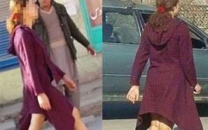 Thời trang - Cô gái gây náo loạn đường phố vì... mặc váy ngắn
