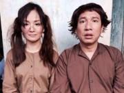 """Phim - Lan Phương hóa """"Kim Nở"""" làm vợ Quang Thắng trong hài Tết"""