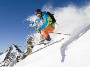 """Clip Đặc Sắc - Điểm trượt tuyết """"đáng sợ"""" nhất thế giới"""