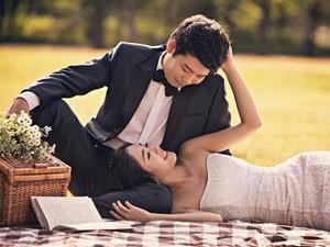 Bạn trẻ - Cuộc sống - Ảnh cưới lãng mạn của cô dâu Việt tại Hàn