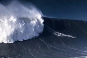 Phi thường - kỳ quặc - Lướt ván trên những con sóng lớn nhất nhất thế giới