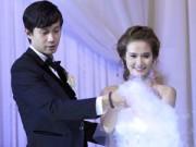 Bạn trẻ - Cuộc sống - Hot girl Huyền Lizzie rạng rỡ trong ngày cưới
