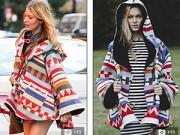 Thời trang - Bà bầu học lỏm thời trang sành điệu của Blake Lively