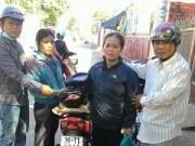 An ninh Xã hội - Bắt 2 nữ tặc vào chợ chen lấn móc túi