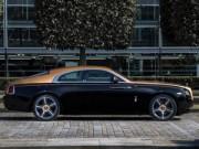 Ô tô - Xe máy - Rolls-Royce Wraith phiên bản nhà thờ Hồi giáo ra mắt