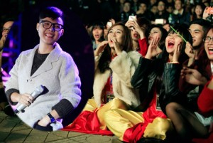 """Ca nhạc - MTV - Cát Tường """"quậy tung"""" sân khấu Thủ đô"""