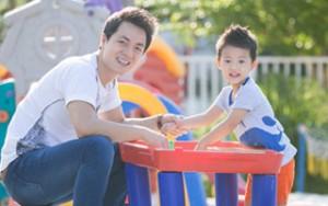 """Ca nhạc - MTV - Đăng Khôi đến thăm trường học của """"quý tử"""""""