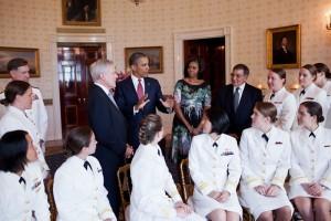 Tin tức trong ngày - Mỹ: 12 lính thủy quay lén nữ đồng đội tắm trên tàu ngầm
