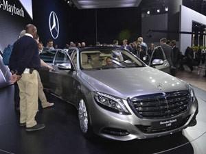Ô tô - Xe máy - Đã có giá bộ đôi siêu sang Mercedes-Maybach S500 và S600