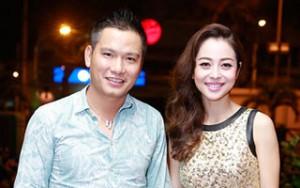 Jennifer Phạm được chồng chiều chuộng đưa đón