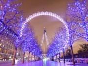 Du lịch - Giáng sinh ở xứ sở sương mù Anh quốc