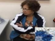 Video An ninh - Cụ bà 71 tuổi xách 9 bánh heroin ra sân bay