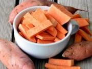 Sức khỏe đời sống - Mắc bệnh tiểu đường có nên ăn khoai lang?